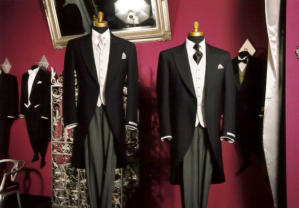 Used Tuxedos and Suits