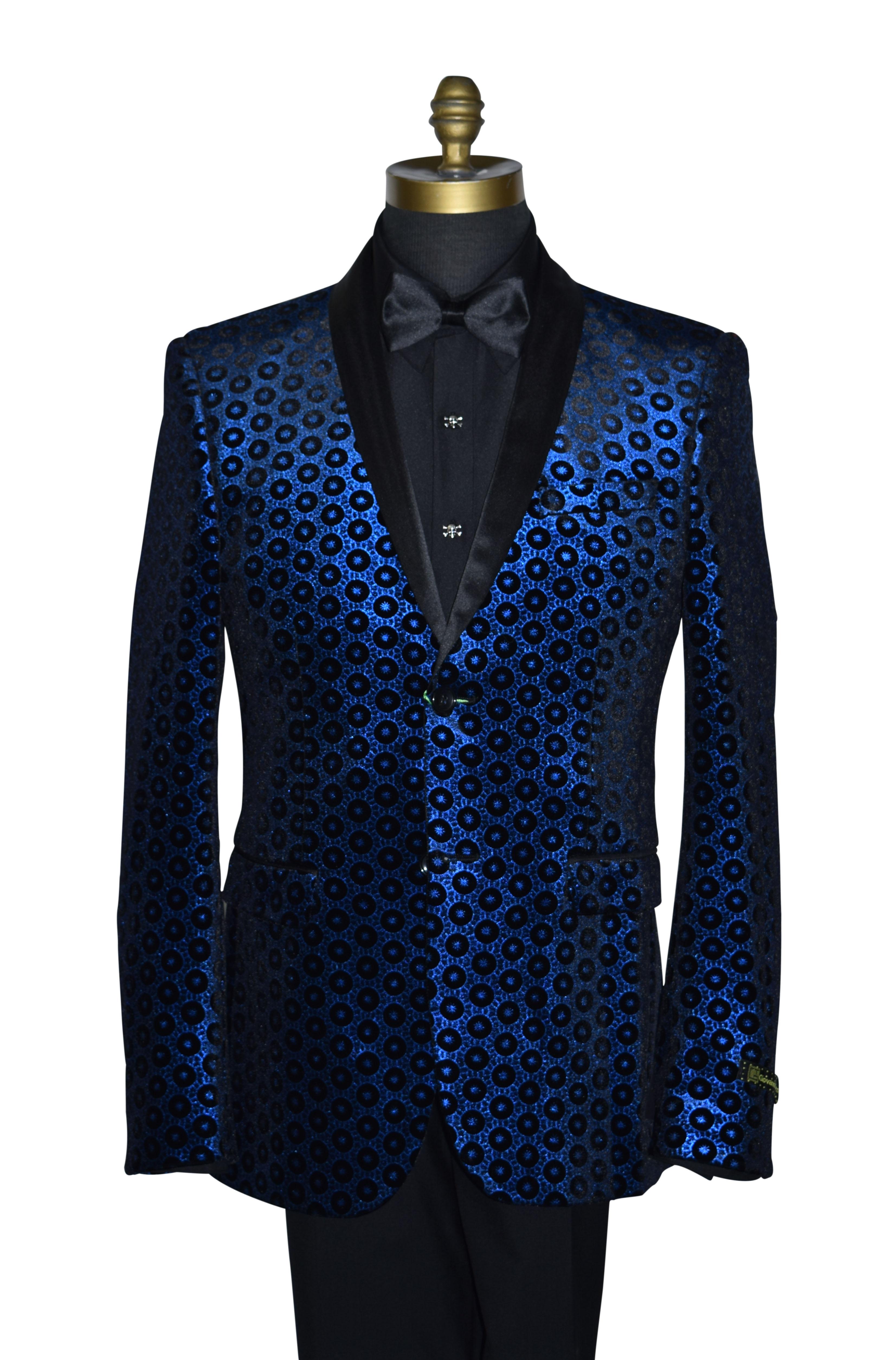 Royal Blue Coat Only