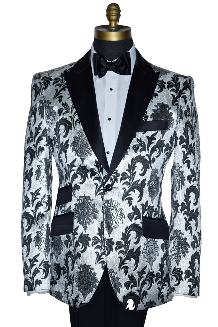 Evening Sky Tuxedo Coat Only