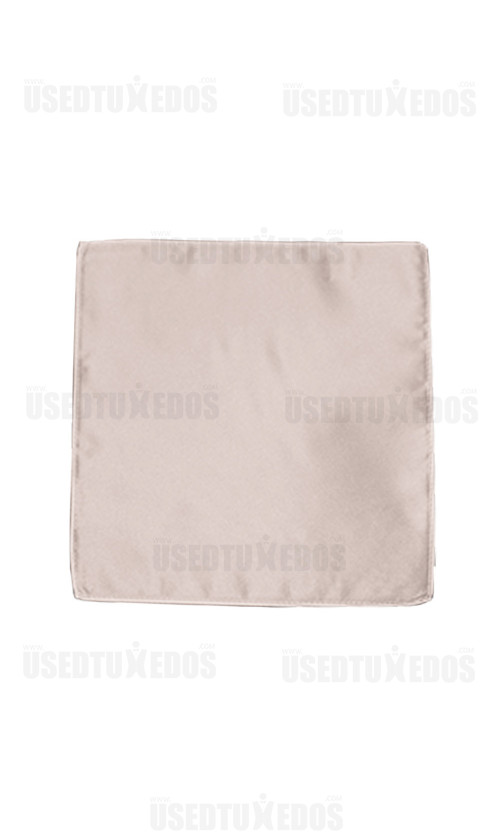 blush pocket handkerchief