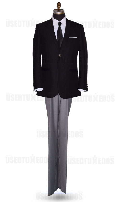 Black Sports Coat Only - Ensemble