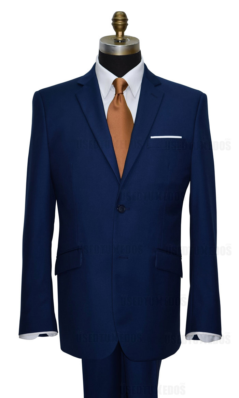 Shown Burnt Orange Tie